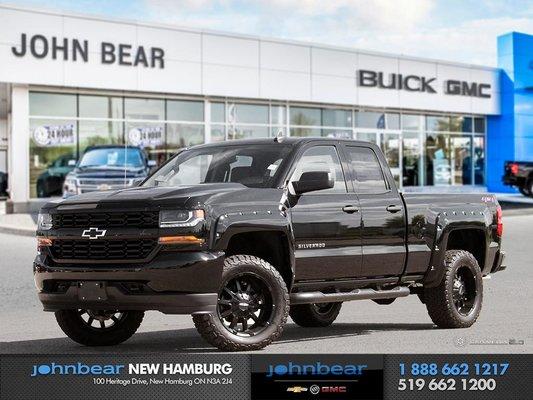 New 2019 Chevrolet Silverado 1500 Ld Custom At John Bear New