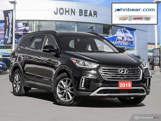 2019 Hyundai Santa Fe XL Apple Car Play
