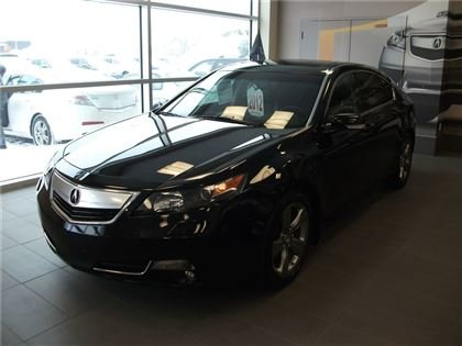 Acura Tl A Vendre >> Used 2012 Acura Tl Sh Awd Technologie Manuelle Certifie At Acura