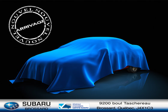 2016 Subaru Crosstrek 2.0i Sport Pkg