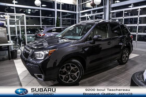 Subaru Forester 2.0XT Limited Teck Pack -Eyesight- 2016