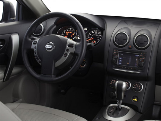 Nissan <span>Rogue 2012 SL TI</span>