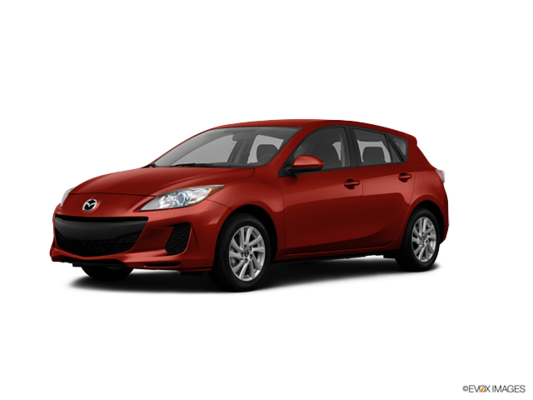 2013 Mazda 3 Sport GX