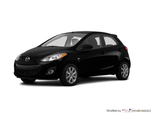 2014 Mazda Mazda2 GX GROUPE COMMODITÉ MANUELLE A/C