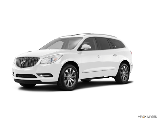 New 2017 Buick Enclave Premium At Brett Chevrolet Cadillac Buick Gmc Ltd