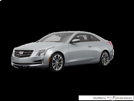 2017 Cadillac ATS Coupe PREMIUM PERFORMANCE