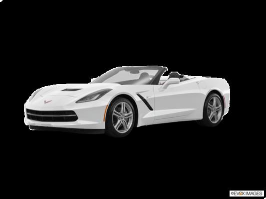 2017 Chevrolet Corvette Convertible Stingray 1LT