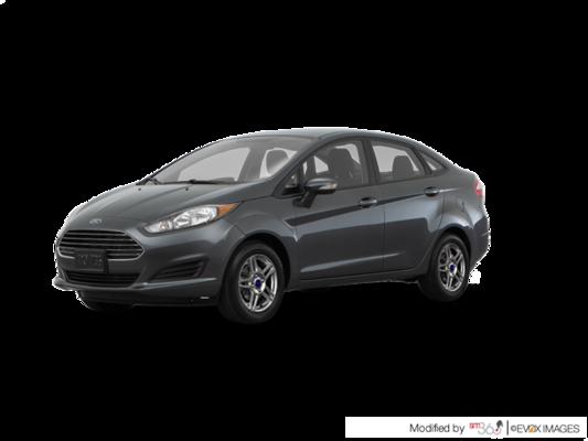 2017 Ford Fiesta SE