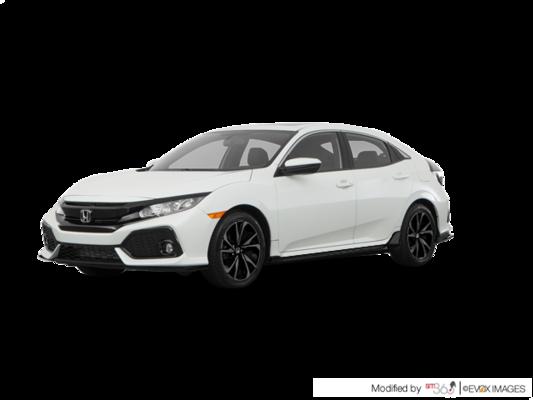 2017 Honda Civic hatchback SPORT HONDA SENSING