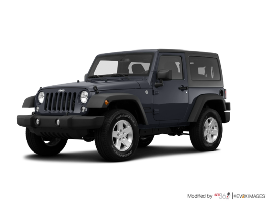 Jeep Wrangler Unlimited WILLYS WH 2017