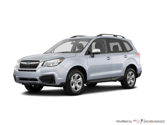 Subaru Forester I Touring 2017