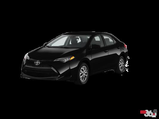 2017 Toyota COROLLA LE CVT FB21