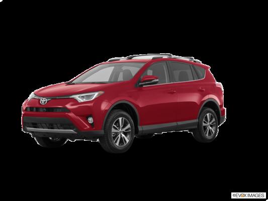 2017 Toyota RAV4 FWD XLE 20FC