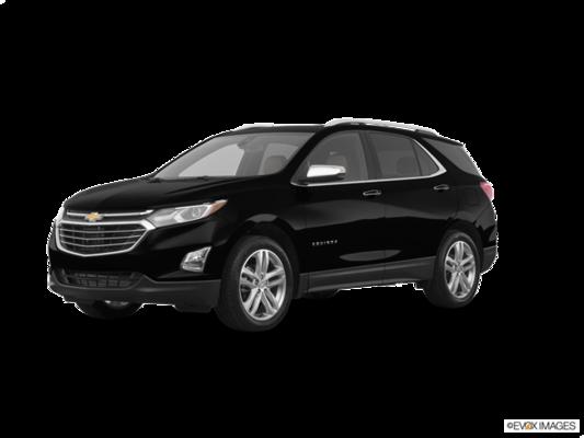 New 2018 Chevrolet Equinox PREMIER at Brett Chevrolet ...