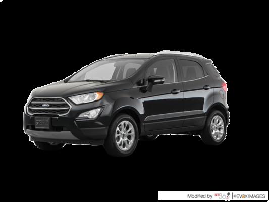 2018 Ford EcoSport TITANE