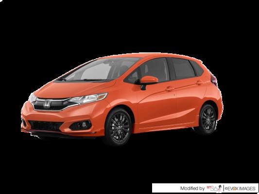 2019 Honda Fit SPORT CVT