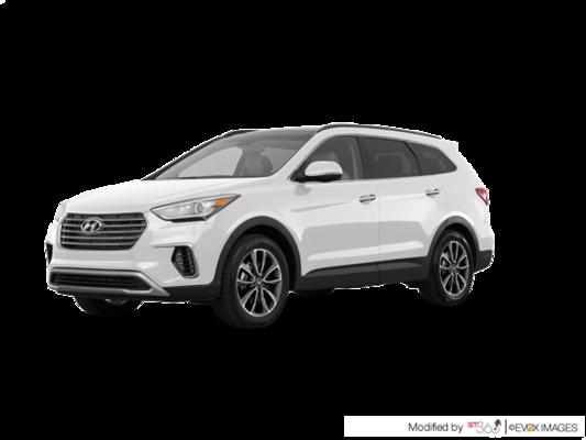 2019 Hyundai SANTA FE XL AWD Luxury