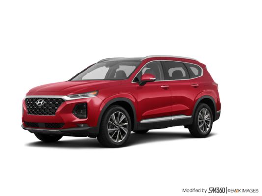 2019 Hyundai Santa Fe AWD Luxury