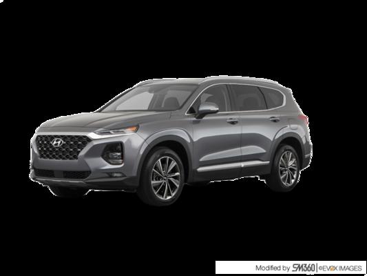 2019 Hyundai Santa Fe AWD Preferred