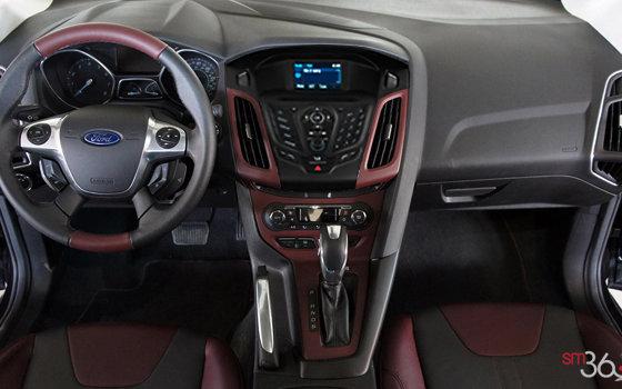 2014 ford focus titanium 5 door - Ford Focus 2014 Hatchback Titanium