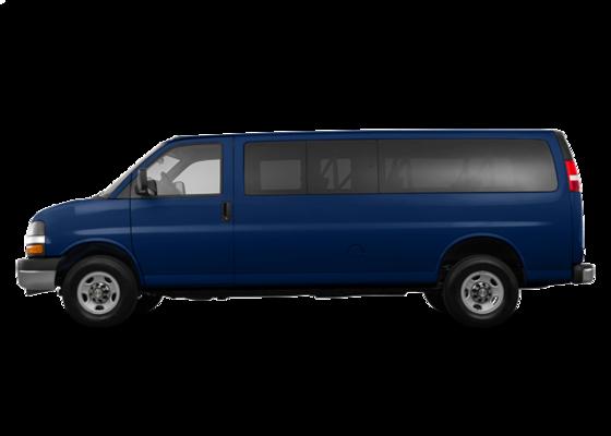 2015 Chevrolet Express 2500 PASSENGER LS