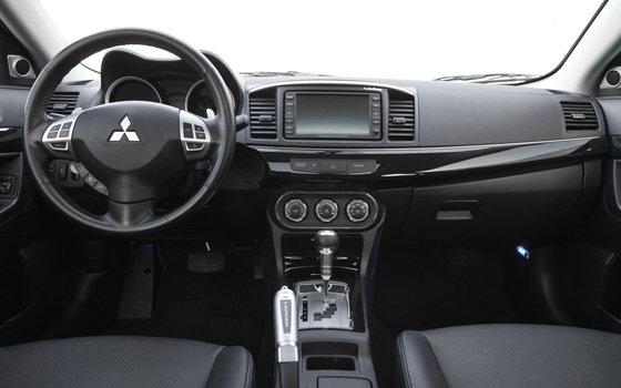 2015 Mitsubishi Lancer GT AWC