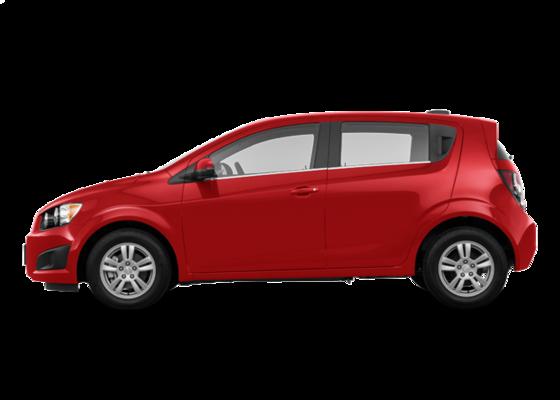 Chevrolet Sonic 5 portes LT 2016