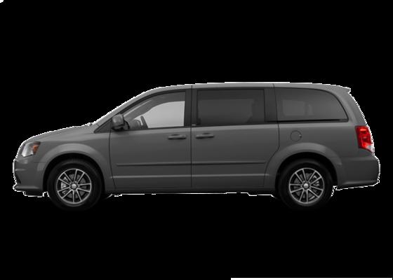Dodge Grand Caravan R/T 2016