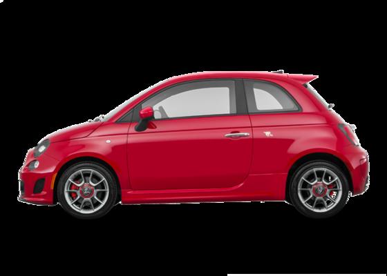 Fiat 500 ABARTH À HAYON 2016