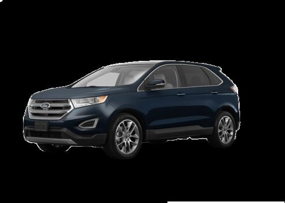 Ford Edge Titanium 2016 Montr Al Pr S De Brossard Et Ch Teauguay Lasalle Ford