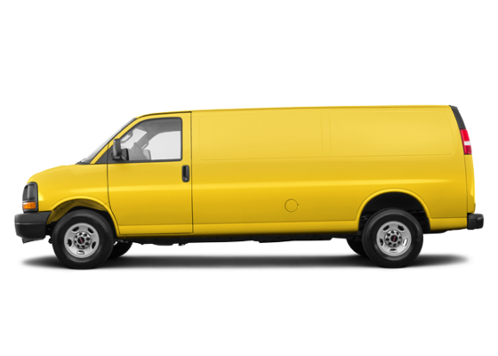 GMC Savana 2500 UTILITAIRE 2016