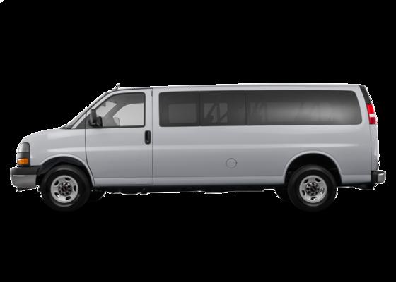 GMC Savana 3500 TOURISME LT 2016