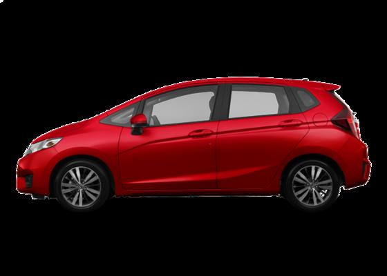 2016 Honda Fit EX-L NAVI