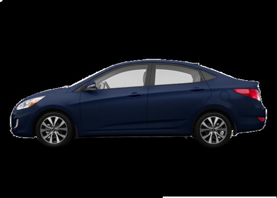 2016 Hyundai Accent Sedan GLS