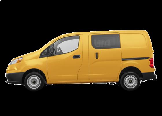 2017 Chevrolet City Express 1LT