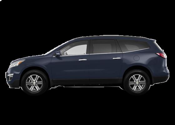 2017 Chevrolet Traverse 2LT