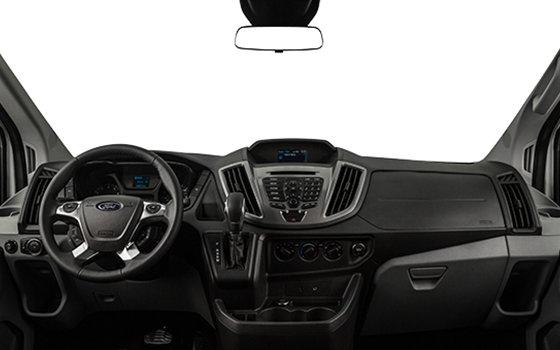 Ford Transit CC-CA FOURGON TRONQUÉ 2017