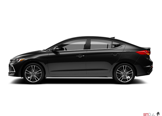 2017 Hyundai Elantra Sport BASE