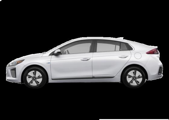 2017 Hyundai IONIQ BLUE