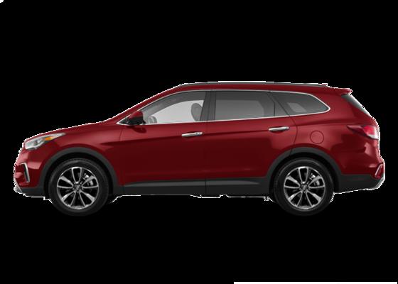 2017 Hyundai Santa Fe XL BASE