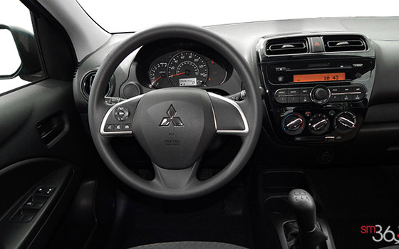 Mitsubishi Mirage G4 ES 2017