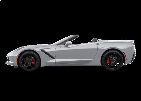 2018 Chevrolet Corvette Convertible Stingray Z51 1LT