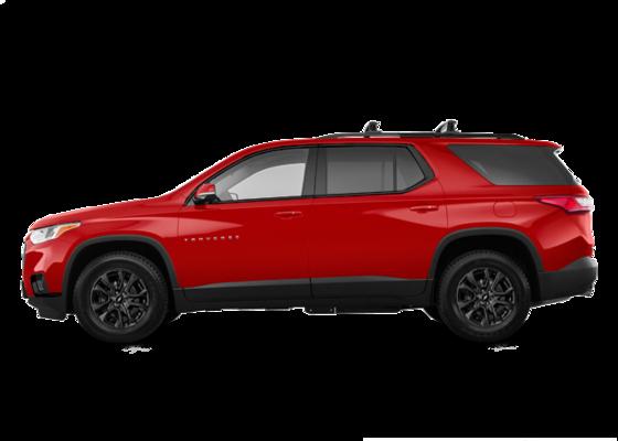 2018 Chevrolet Traverse RS