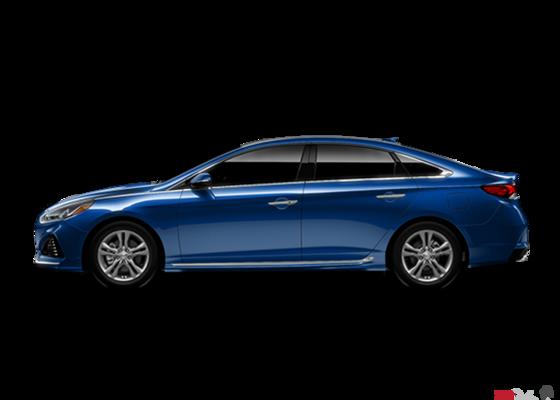 2018 Hyundai Sonata 2.4 SPORT
