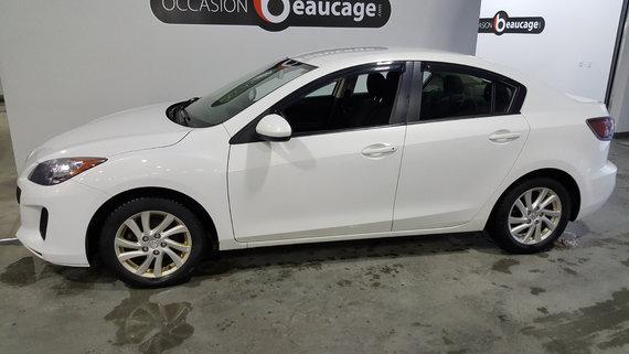 Mazda Mazda3 2012 GX, air conditionné, bluetooth, régulateur