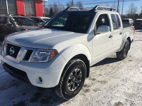 Nissan Frontier 2018 PRO 4X