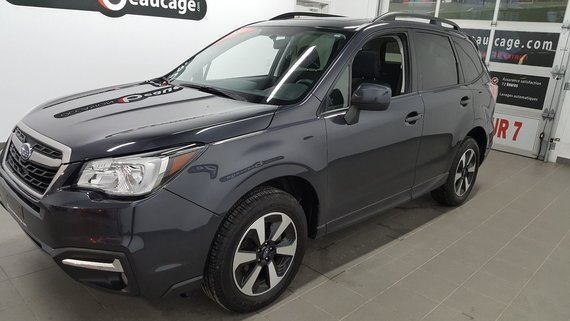 Subaru Forester 2017 Touring, toit ouvrant, caméra recul, Xmode