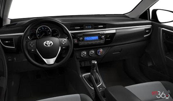 Toyota Corolla CE 2015 - Spinelli Toyota Pointe-Claire à ...  Toyota Corolla ...