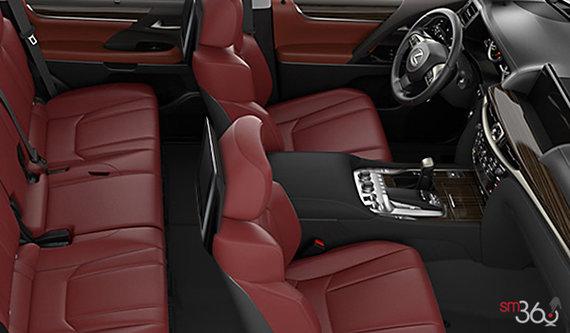 Cabernet Red Premium Leather