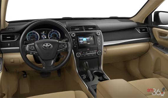 2016 Toyota Camry Hybrid Spinelli Toyota Lachine Quebec